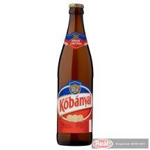 Kőbányai üveges sör 0,5l +üv