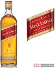 Johnnie Walker Red Label skót whisky 0,7l