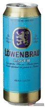 Löwenbrau dobozos sör 0,5l