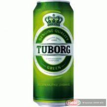 Tuborg Green dobozos sör 0,5l