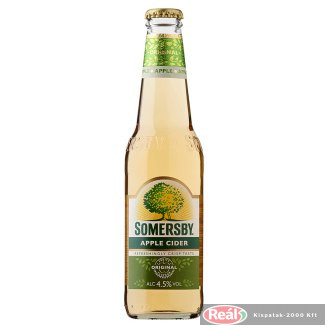 Somersby cider alma 4,5% 330ml