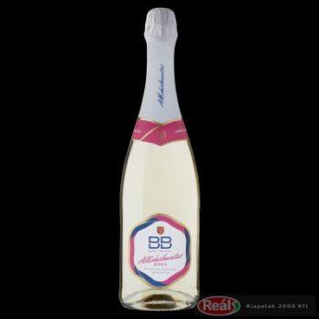 BB Alkoholmentes édes pezsgő 0,75l