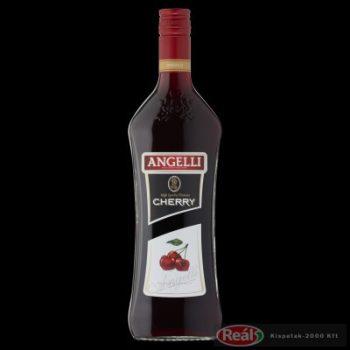 Angelli Cherry ízesített bor 0,75l