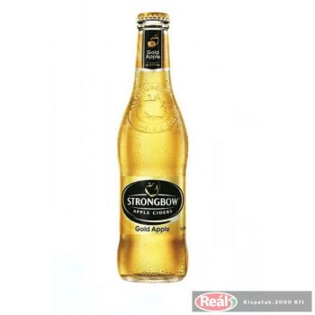 Strongbow gold cider 4,5% 0,33l