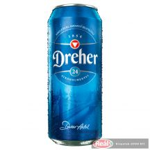 Dreher D24 alkoholmentes világos sör 0,5 l