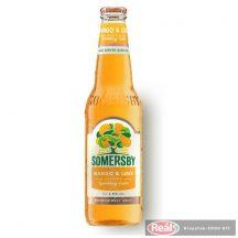 Somersby cider Mangó-lime 4,5% 330ml