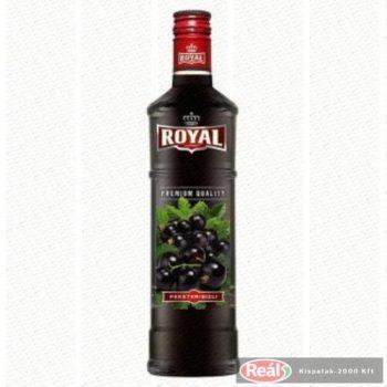 Royal vodka Fweketeribizli 28% 0,2l
