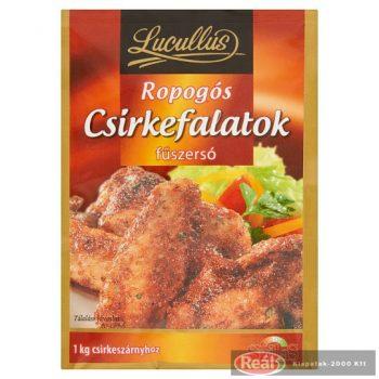 Lucullus fűszersó 40g  ropogós csirkefalatok