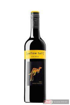 Yellow Tail Shiraz száraz vörösbor 0,75l