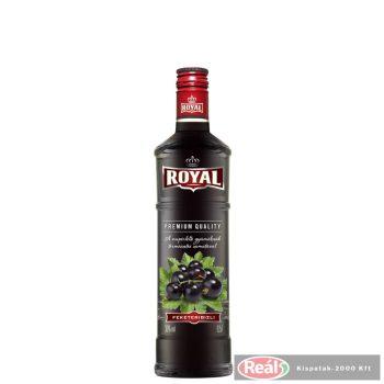 Royal Feketeribizli 0,5l 28%