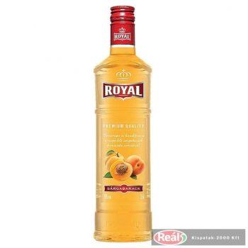 Royal 0,5l Sárgabarack 28%