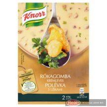 Knorr por leves 63g  rókagomba krém