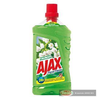 Ajax Floral Fiesta Zöld 1l általános tisztító