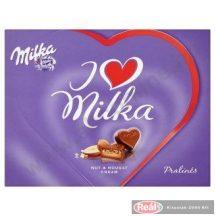 I Love Milka Mogyorós 110g