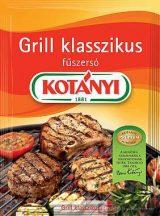 Kotányi grill klasszikus fűszersó 40g