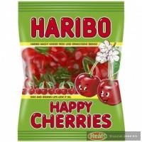 Haribo gumicukor 100g Happy Cherries