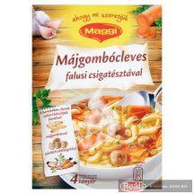 Maggi por leves 60g májgombóc falusi csigatésztával