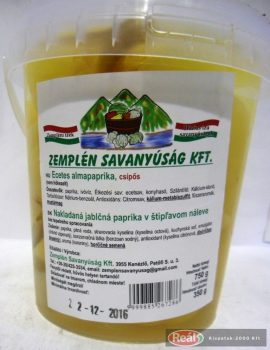 Zempléni almapaprika csípős vödrös 350g