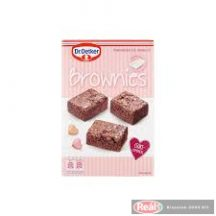 Dr.Oetker čokoládové brownies 7436g