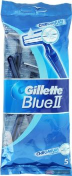 Gillette II eldobható borotva 5db