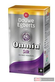 Mletá pražená káva 250g D.E.Omnia