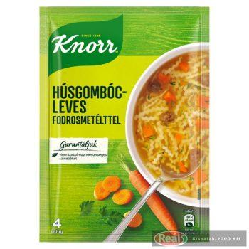 Knorr por leves 50g húsgombóc fodrosmetéltel