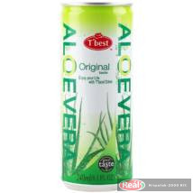 Aloe Vera gyümölcsital 240ml original rostos dobozos