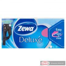 Zewa Deluxe papírzsebkendő 3 rétegű 90db normál
