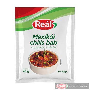 Reál Mexikói chilis bab alappor csípős 45g