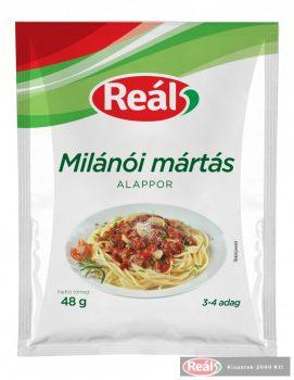 Reál Milánói mártás alappor 48g