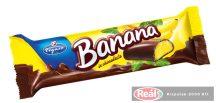 Choco Banana 20g Étcsokiba mártott banán ízű szelet