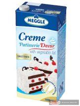 Meggle Creme Patisserie UHT habalap 500ml dekor