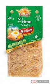 Familia Prima Zabkocka tészta 8 tojásos 200g