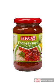 Eko mártás 360g édes savanyú