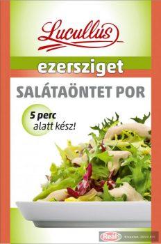 Lucullus salátaöntet por 12g ezersziget