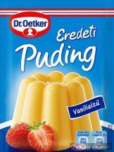 Dr.Oetker eredeti puding 40g vanília