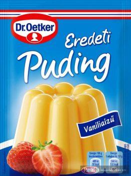 Dr. Oetker vanilkový puding 40g