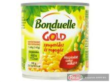 Bonduelle Gold csemegekukorica 170/140gTT dobozos