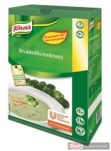 Knorr brokkolikrémleves hozzáadott só nélkül 2kg