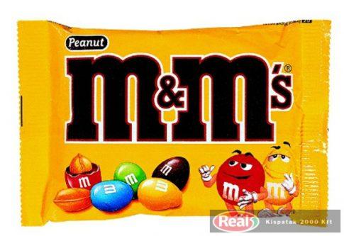 M&M's 45g mogyorós drazsé