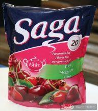 Saga tea 20 filter meggy