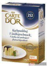 Carte Dor vanília puding 1,5kg