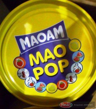 Haribo Maoam Mao Pop nyalóka 13g