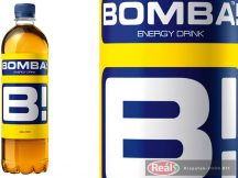 Bomba energiaital 600ml PET