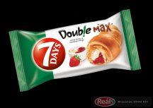 7days croissant 80g double vanília-eper