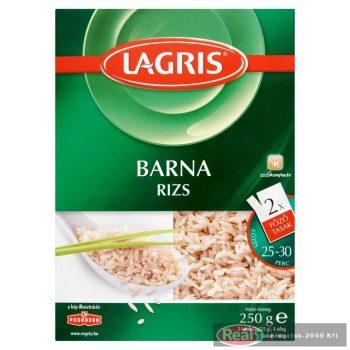 Lagris Főzőtasakos Barna Rizs 250g