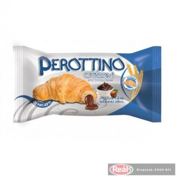 Perottino croissant 55g kakaós krémmel töltve