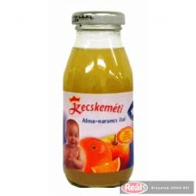 Kecskeméti bébiital 200ml alma-narancs (4 hó)