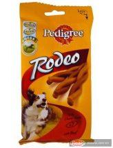 Pedigree Rodeo 70g marhás ízesítéssel