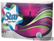 Star toalettpapír 3 rétegű 24 tekercs